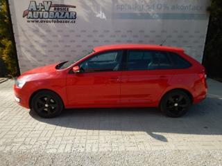 Škoda Rapid 1.6 TDi kombi nafta