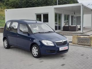 Škoda Roomster 1,2 ,51KW,KLIMA,SERVISKA kombi benzin