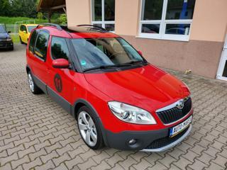 Škoda Roomster 1,2 TSI SCOUT  77KW kombi