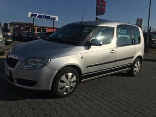 Škoda Roomster 1.4 16 V 63 KW KLIMA,SEVISKA.. kombi benzin
