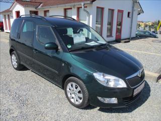 Škoda Roomster 1,2 TSi,aut.klima,serv.kn.STYL. kombi benzin