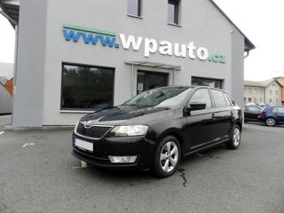 Škoda Rapid 1.2 TSi kombi benzin