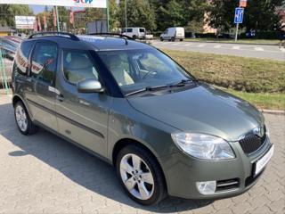 Škoda Roomster 1,4   ČR SERVISKA VÝBAVA kombi nafta