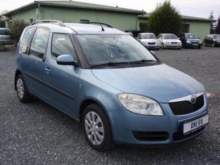 Škoda Roomster 1.6 16V kombi benzin