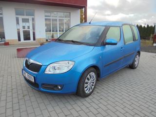 Škoda Roomster 1,4   63kW kombi