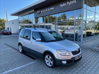 Škoda Roomster 1,4 MPI, 5st. MT kombi benzin