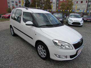 Škoda Roomster 1.2 TSi 63kW + LPG, Serviska, nová kombi