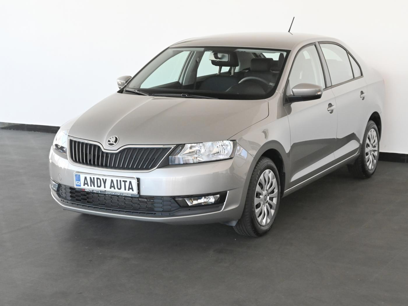 Škoda Rapid 1.0 TSI KLIMA Záruka až 4 roky liftback