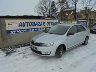 Škoda Rapid 1.2 TSI 77kW  zadáno liftback - 1