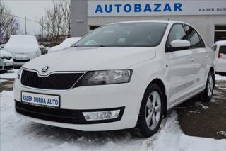 Škoda Rapid 1,2 TSI  ČR,NAVI,klima,TAŽNÉ liftback benzin