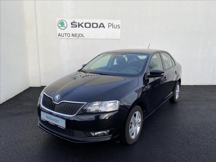 Škoda Rapid 1,0 TSI  AMBITION PLUS liftback benzin