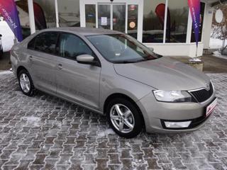 Škoda Rapid 1.2 TSI 63kW-1M.ČR! liftback