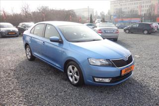Škoda Rapid 1,2 TSi, ČR, 1 MAJ., AMBITION. liftback benzin