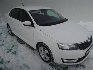 Škoda Rapid 1,4 TDI Ambition liftback nafta