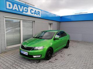 Škoda Rapid 1,2 TSI Serv. kniha DPH CZ liftback benzin
