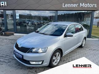 Škoda Rapid 1,4 TDI / 66kW Ambition Plus liftback nafta