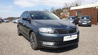 Škoda Rapid 1.6 TDi 66KW Edition,navigace,DPH liftback