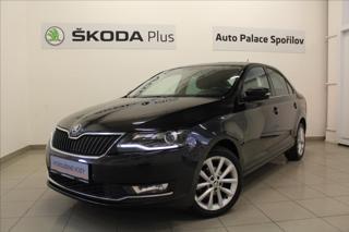 Škoda Rapid 1,4 TDi Style NAVI SPORT PAKET liftback nafta