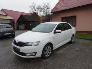 Škoda Rapid 1.2 TSi ser.k. I. maj. limuzína