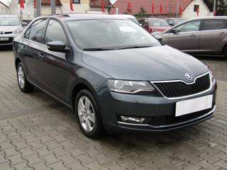 Škoda Rapid 1.0 TSI, ČR liftback benzin