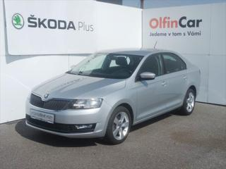 Škoda Rapid 1,0 TSI 81 kW Ambition Plus liftback benzin