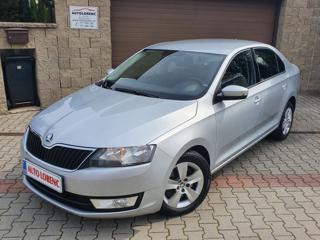 Škoda Rapid 1.6 TDi Style liftback nafta