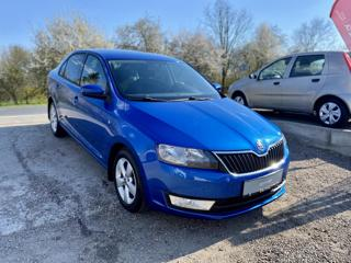 Škoda Rapid 1.6TDi 77kw nové ČR 2.Maj Klima liftback