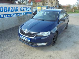 Škoda Rapid 1.2 TSI 63kW Active Fresh liftback