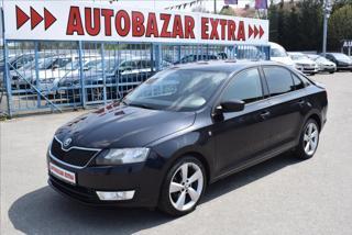 Škoda Rapid 1,6 TDi ČR,digiklima,serviska,DPH, liftback nafta