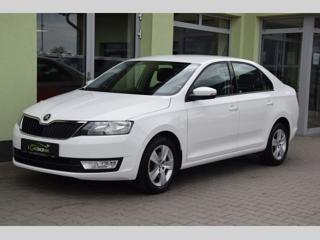 Škoda Rapid 1.6 TDi Ambition liftback nafta