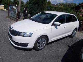 Škoda Rapid Ambiente liftback