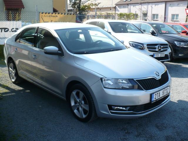 Škoda Rapid 1.0 TSI Style liftback benzin