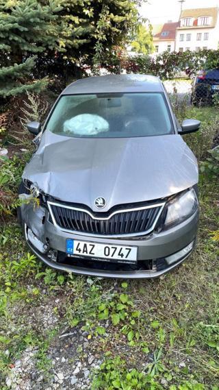 Škoda Rapid 1.2 TSi, 2015, 100 tis. KM liftback