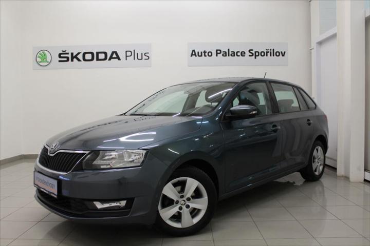 Škoda Rapid 1,0 TSi Ambition TAŽNÉ ZÁRUKA liftback benzin