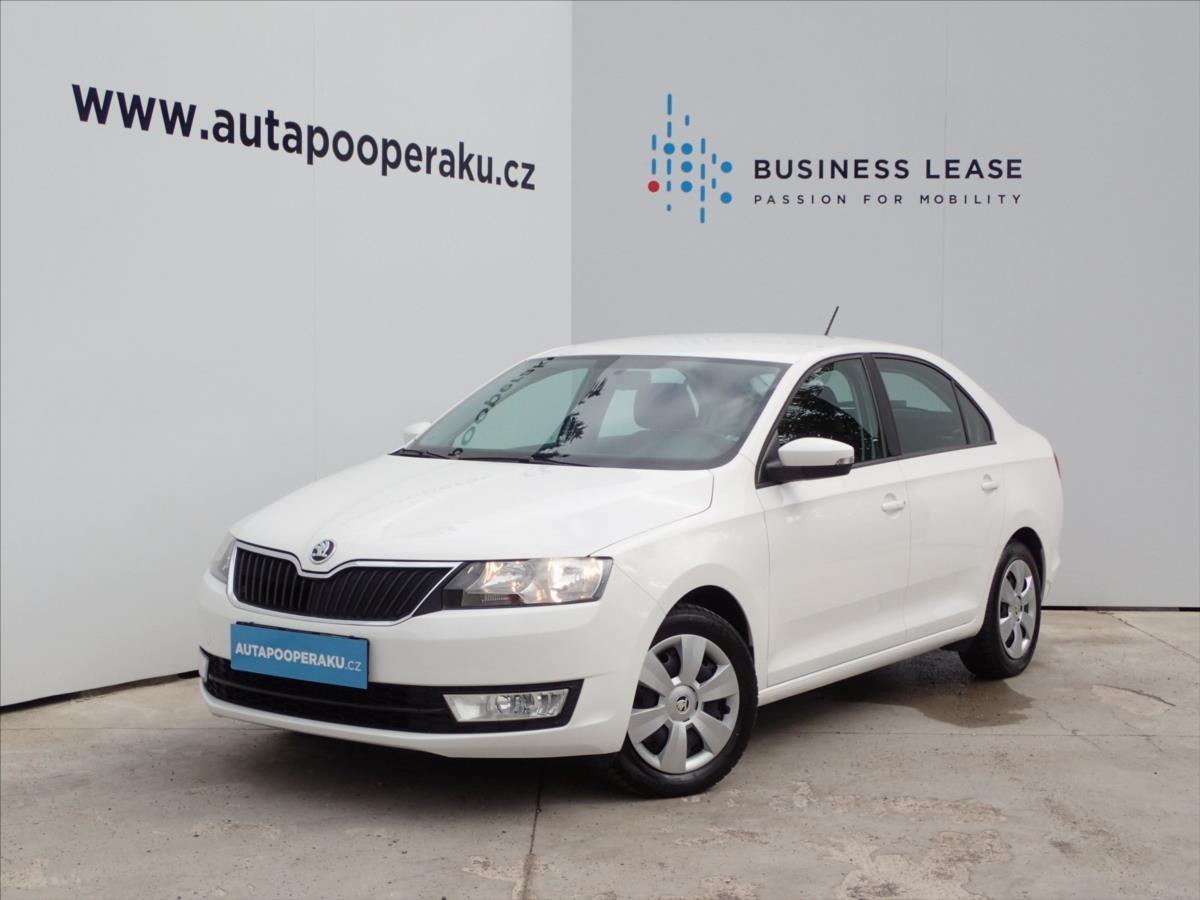 Škoda Rapid 1,2 TSI Ambition Plus PDC+AC liftback benzin
