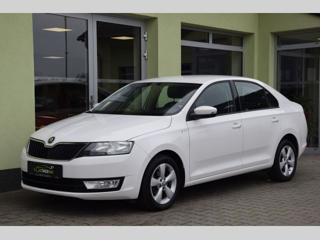 Škoda Rapid 1.4TDi ČR*66kW*KLIMA* liftback nafta