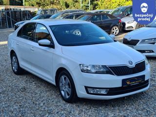 Škoda Rapid 1.4 TDI 66kW Style  ČR NOVÉ 1.MAJIT liftback