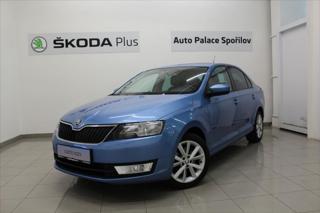 Škoda Rapid 1,2 TSI Elegance SERVIS 1.ČR liftback benzin