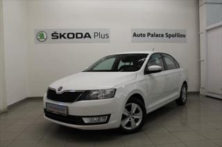 Škoda Rapid 1,2 TSi Ambition 1.ČR SERVIS liftback benzin