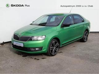 Škoda Rapid Ambition 1.2 TSI 77kW 6MP liftback benzin