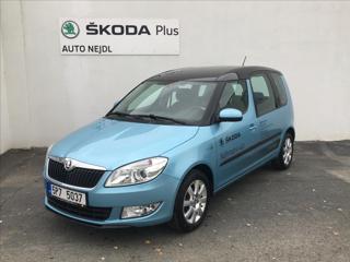 Škoda Roomster 1,2 TSI  AMBITION MPV benzin