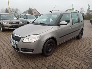 Škoda Roomster 1.6i-77kKW-AUTOMAT-VÝHŘEV SEDADEL- MPV