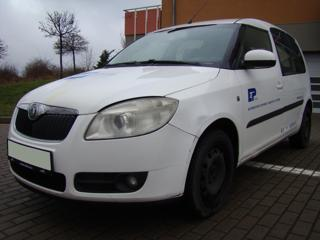 Škoda Roomster 1.4 TDI Style ČR MPV