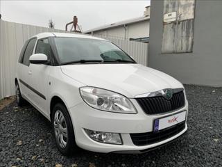Škoda Roomster 1,2 TSI,původ ČR,1.Majitel MPV benzin