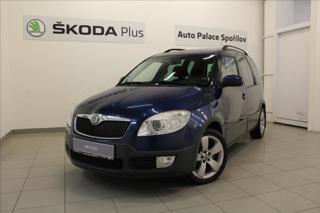 Škoda Roomster 1,6 i Scout PANORAMA DIGIklima MPV benzin