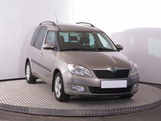 Škoda Roomster 1.2 TSI 63kW MPV benzin