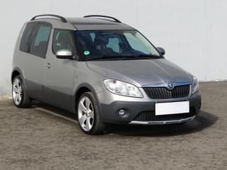 Škoda Roomster 1.2 TSi, Serv.kniha MPV benzin