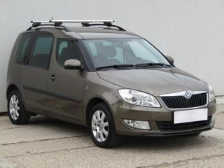 Škoda Roomster 1.2 TSI, Serv.kniha, ČR MPV benzin