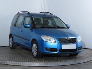 Škoda Roomster 1.2 12V 51kW MPV benzin
