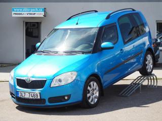 Škoda Roomster 1.2 HTP LPG MPV